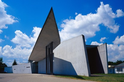 Fire Station (Zaha Hadid, 1993) © Vitra, Picture: Thomas Dix